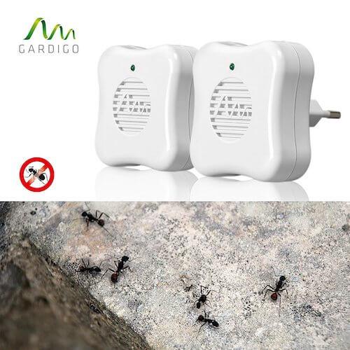 Ultraschall Ameisenköder Test und Erfahrungen