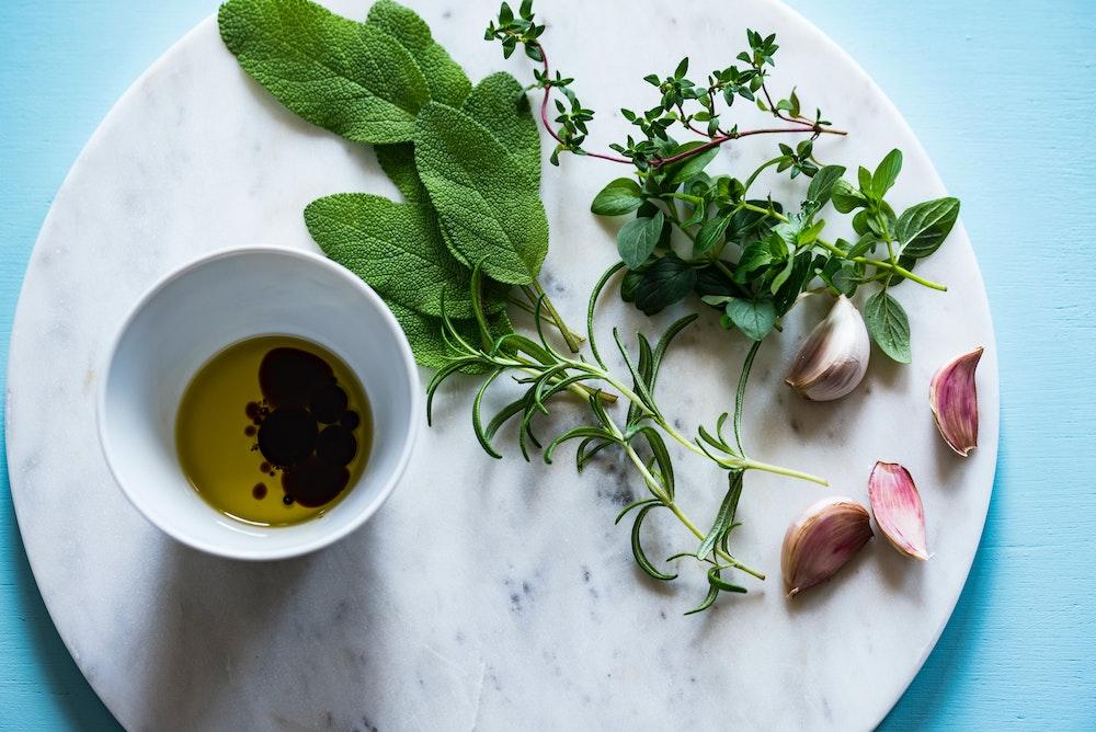 Pflanze Rosmarin gegen Mücken